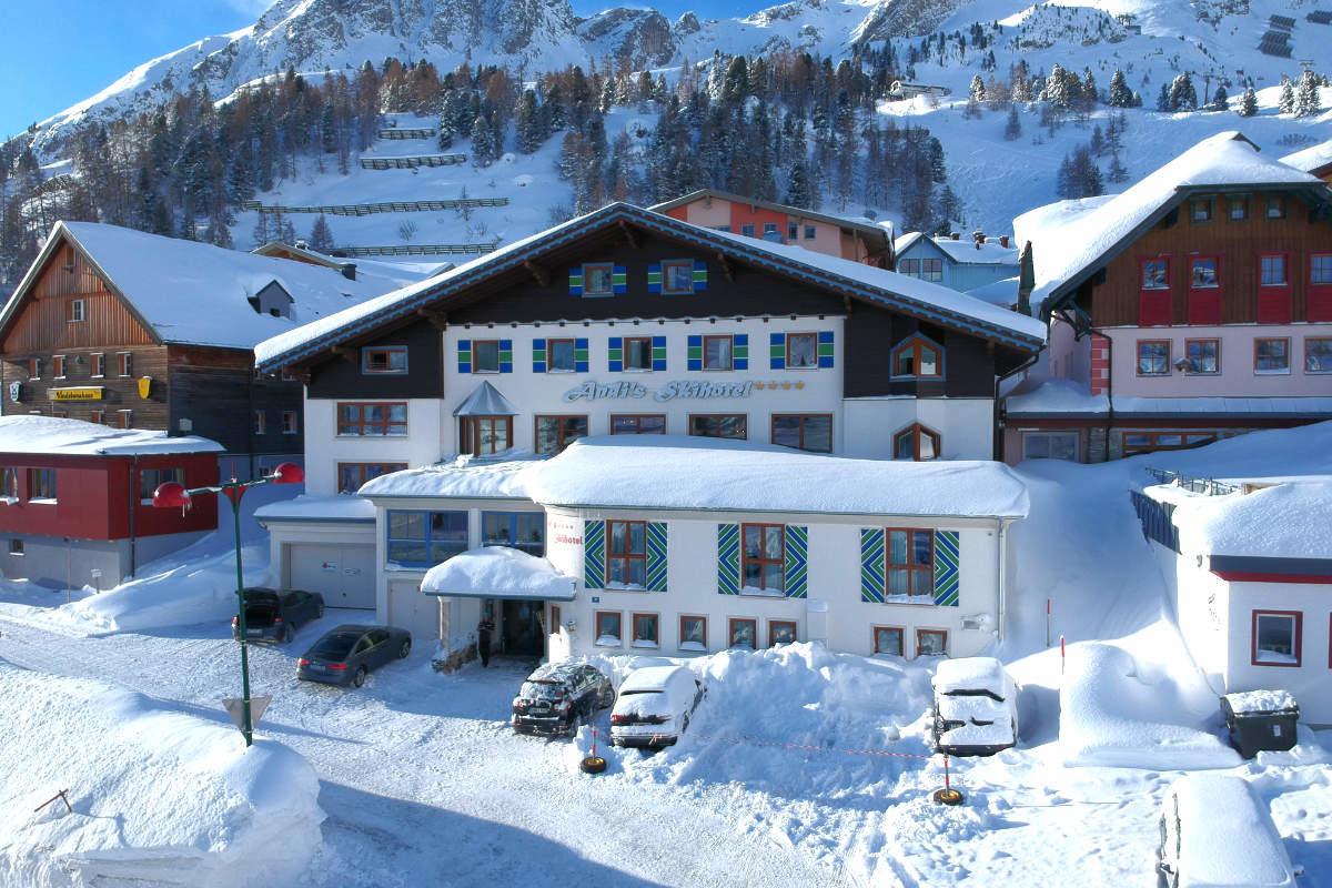 Anreise zu Andis Skihotel in Obertauern