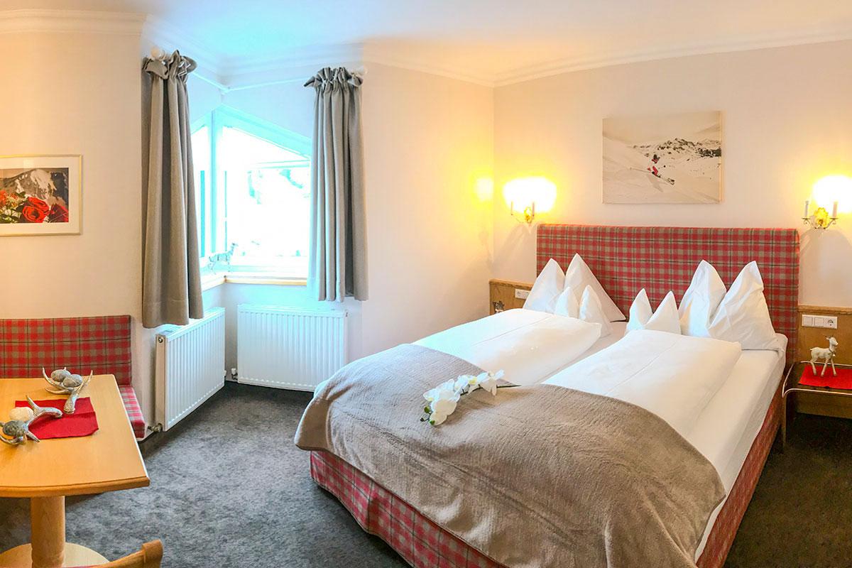 Hotel-Apartment Panorama in Andi's Skihotel in Obertauern