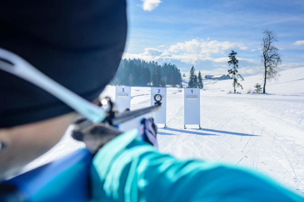 Biathlon · Winterurlaub in Andi's Skihotel in Obertauern