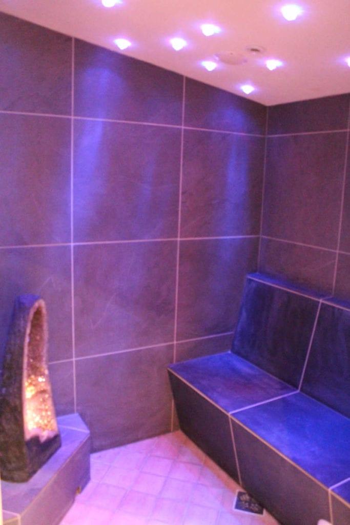Dampfbad · Wellness in Andis Skihotel in Obertauern