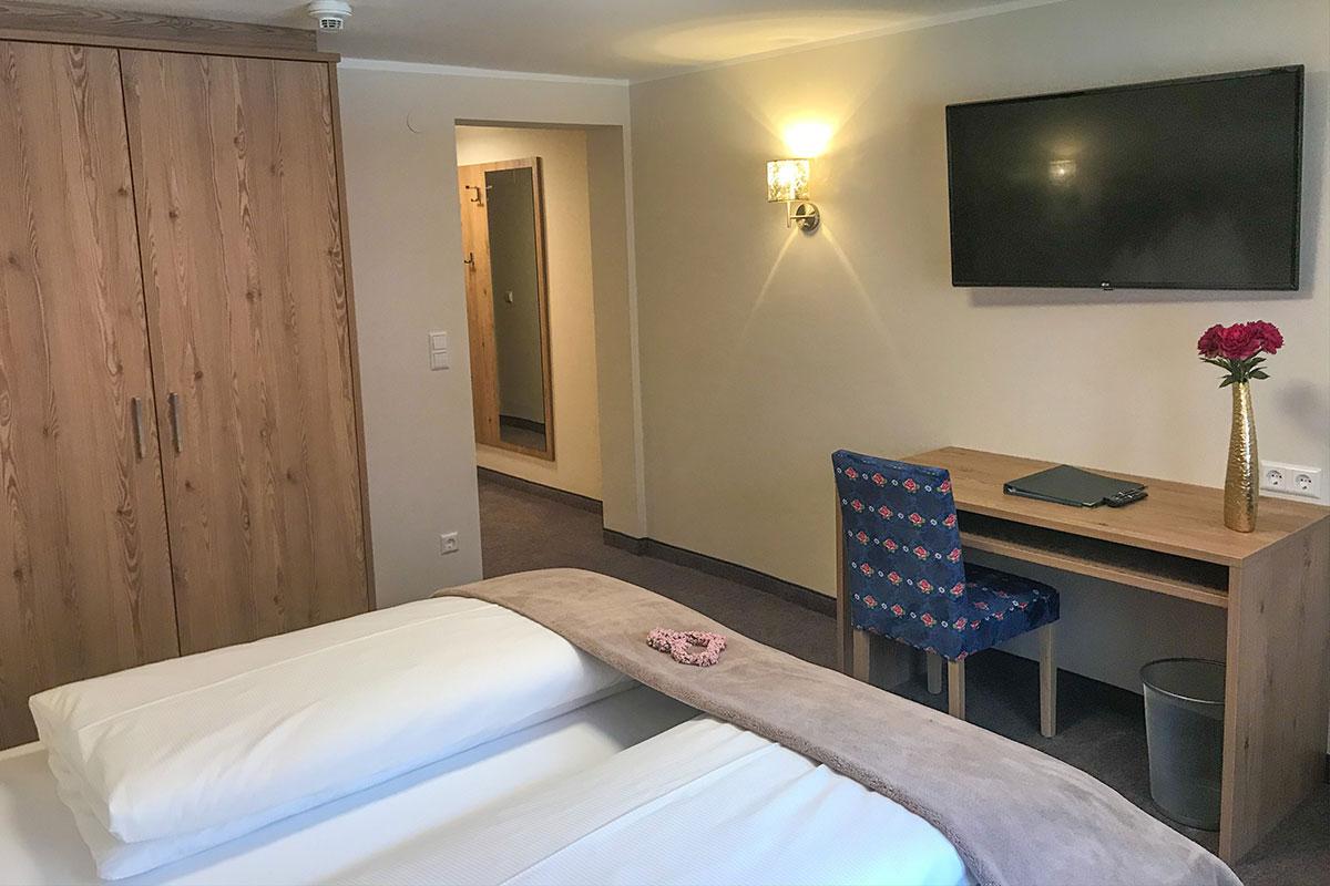Doppelzimmer Gamsleiten - Andis Skihotel in Obertauern