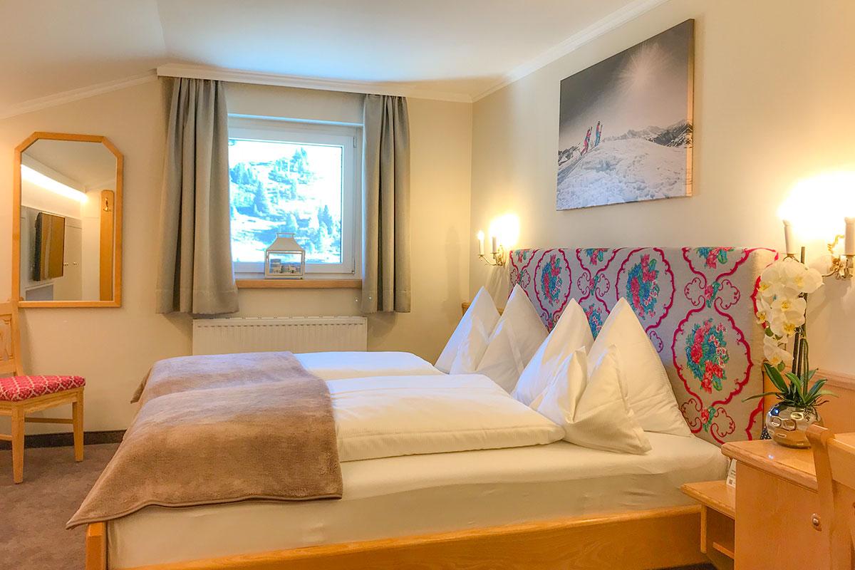 Doppelzimmer Schneestern Andis Skihotel Obertauern