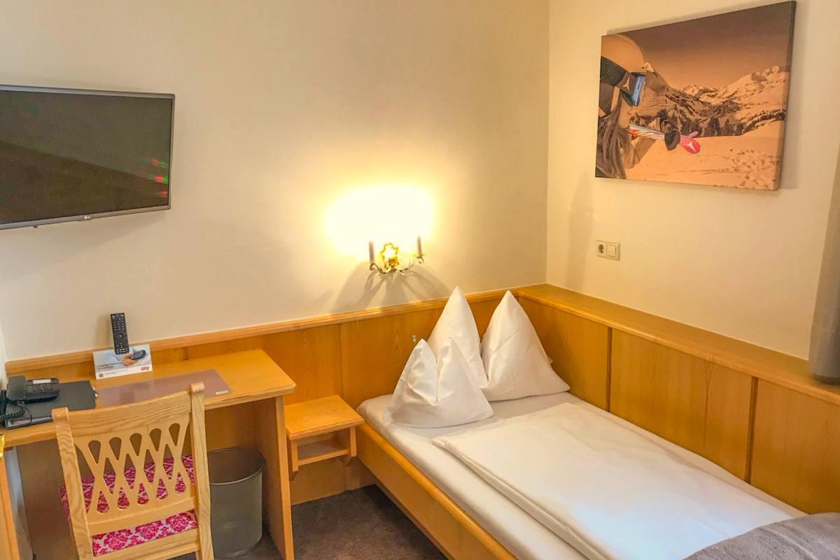 Einzelzimmer Enzian Andis Skihotel Obertauern 2