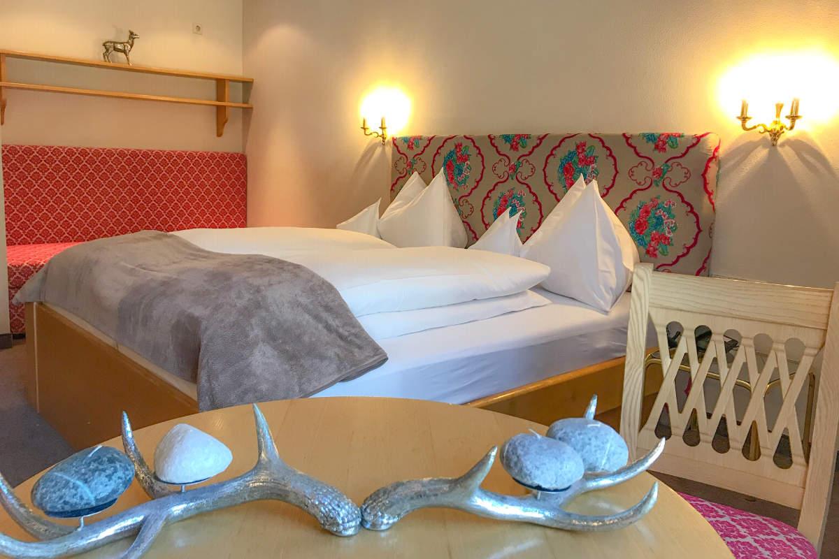 Familienzimmer Edelweiss in Andis Skihotel in Obertauern