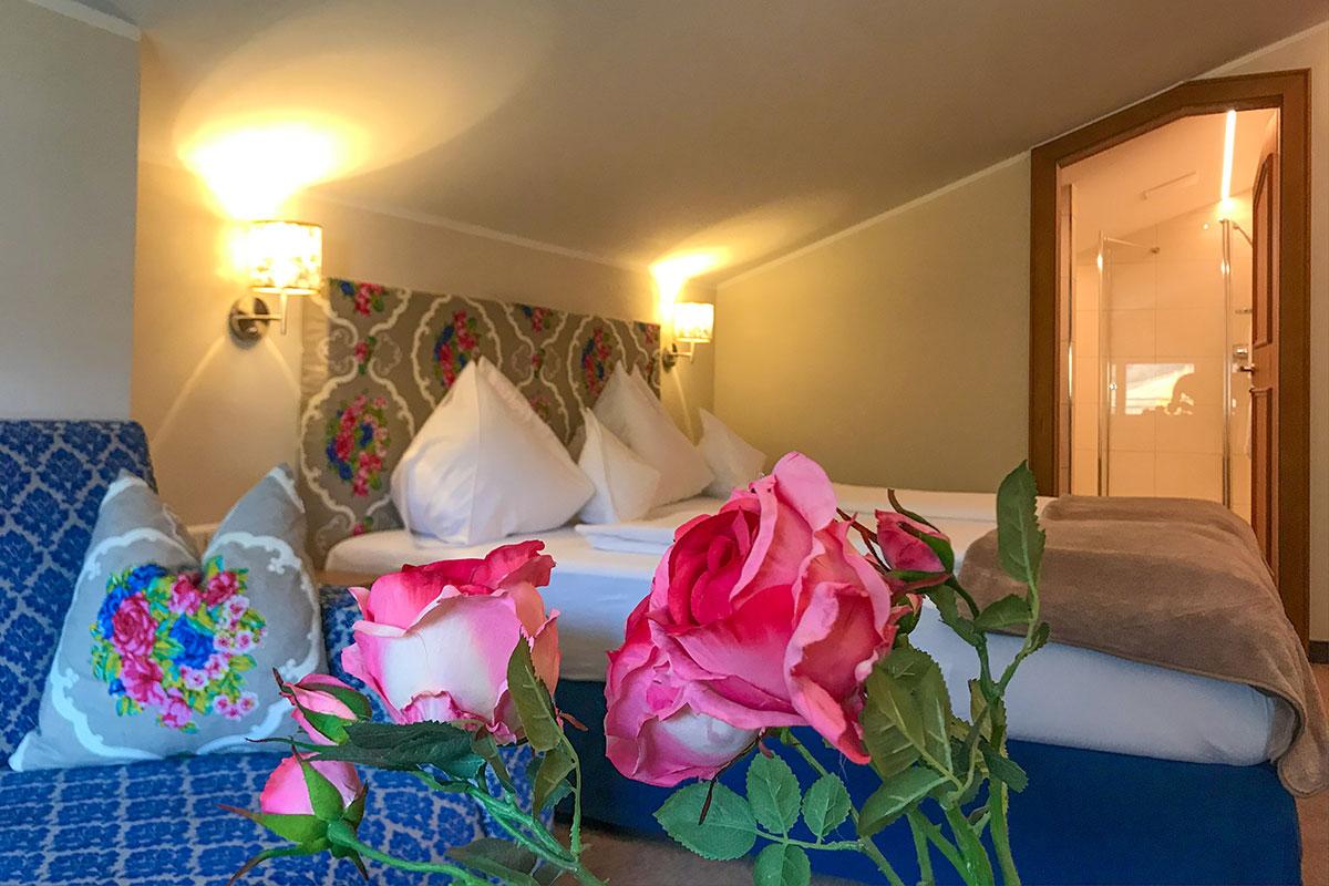 Familienzimmer Gamskar - Andis Skihotel in Obertauern