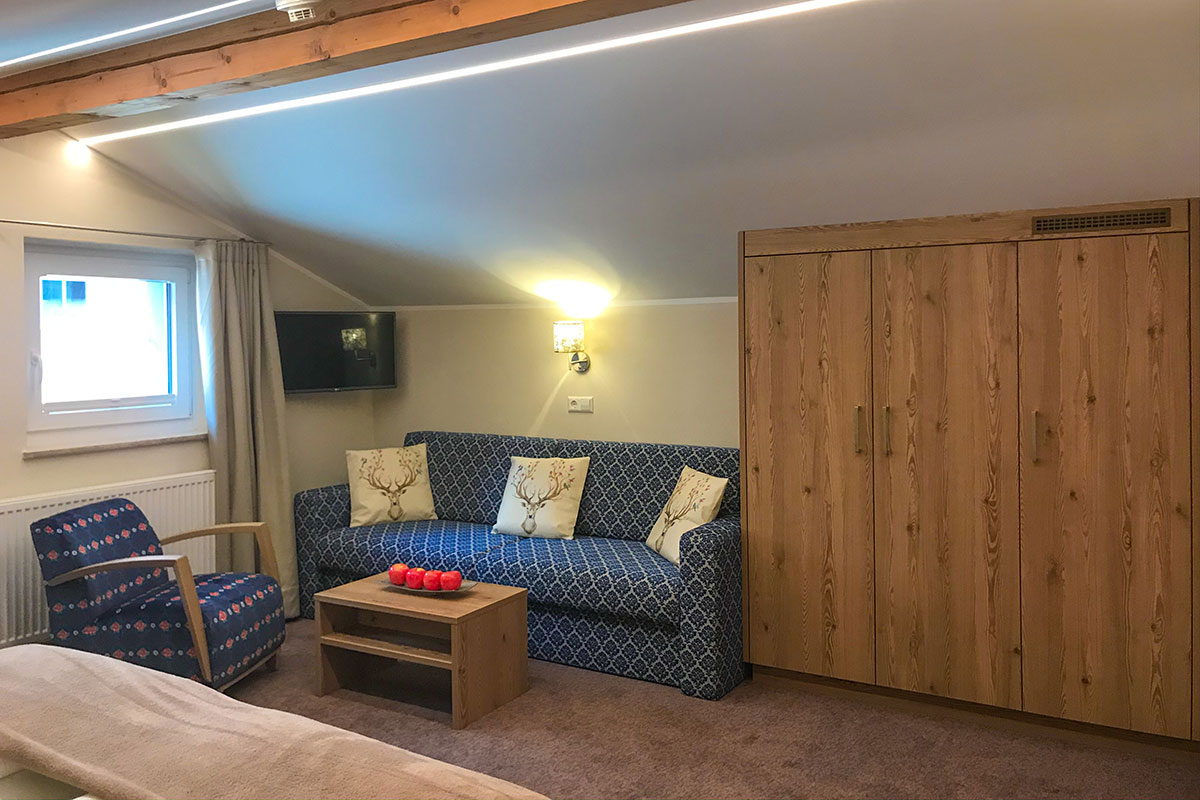 Familienzimmer Herbertspitz - Andis Skihotel in Obertauern
