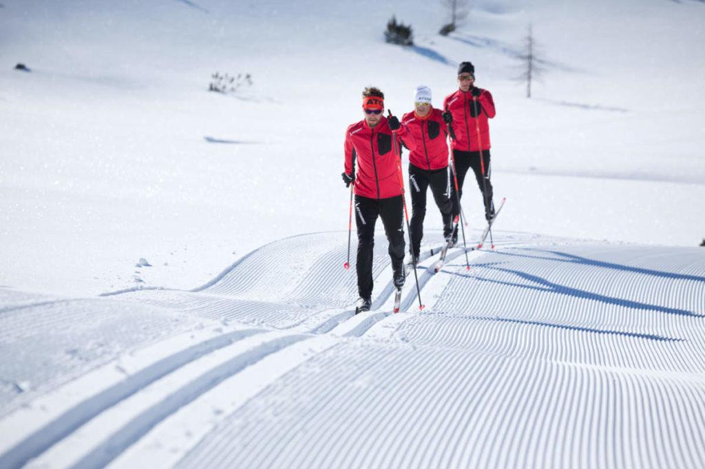 Langlauf · Winterurlaub in Andi's Skihotel in Obertauern
