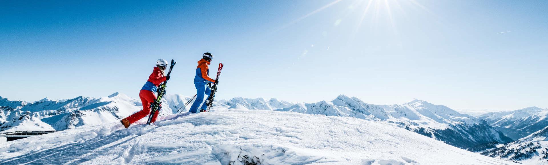 Skiurlaub · Andi's Skihotel in Obertauern