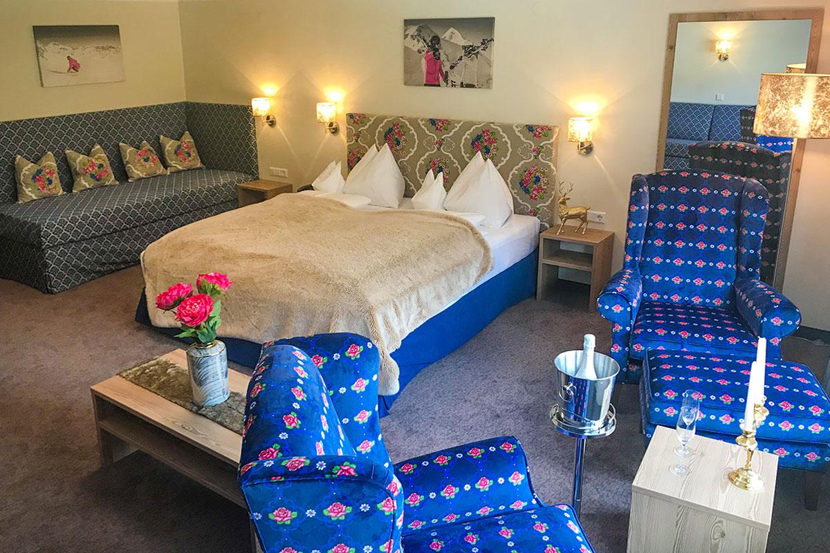 Suite Tauernsuite - Andis Skihotel in Obertauern