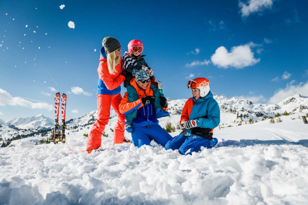 Sun And Fun · Angebote & Last Minute in Andis Skihotel in Obertauern
