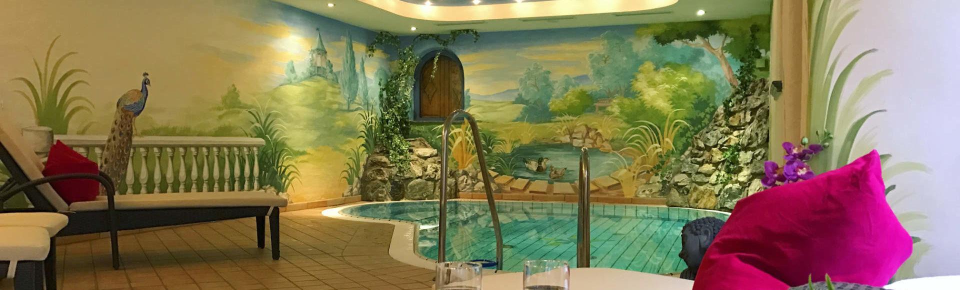 Erlebnis-Pool · Wellness in Andis Skihotel in Obertauern