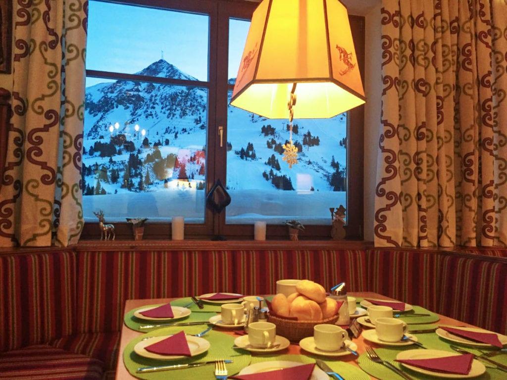 Wintergarten Inklusivleistungen Andis Skihotel Obertauern Bildergalerie 6
