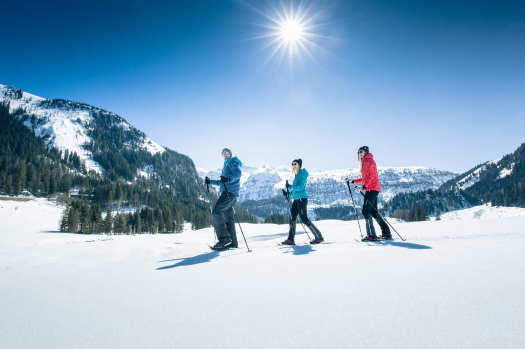 Winterwandern · Winterurlaub in Andi's Skihotel in Obertauern